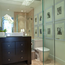 Contemporary Bathroom by Robert Bailey Interiors