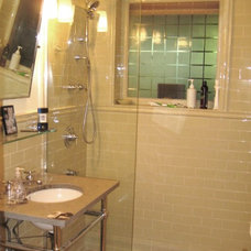 Contemporary Bathroom by Robert E. Fitzgerald