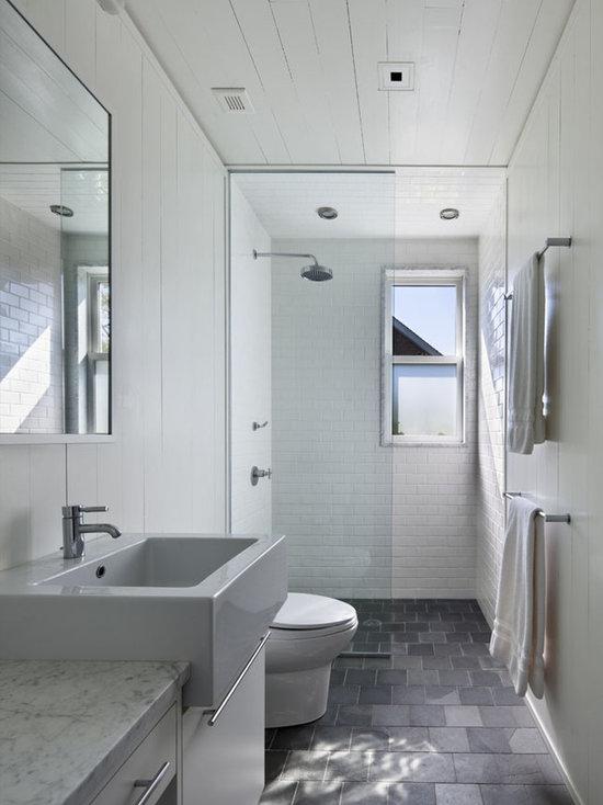 Grey Slate Floor Tile Houzz