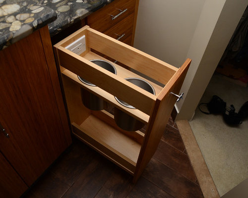 Bathroom Hair Dryer Drawer | Houzz