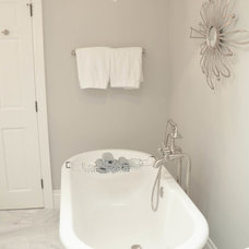 Traditional Bathroom by Oakville Kitchen and Bath Centre