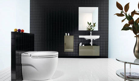 Best of the Week: 30 Boldly Stunning Black & White Bathrooms