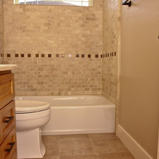 Traditional Bathroom by Bungalow House Plans