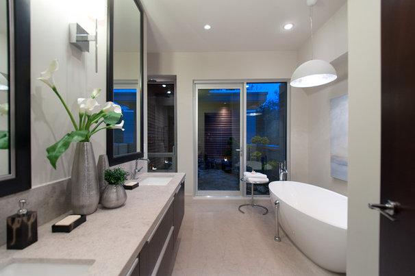 Contemporary Bathroom by Sheffield Design Studio