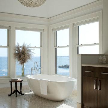 Rocky Ledge Bath