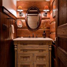 Traditional Bathroom by H. Allen Holmes, Inc.