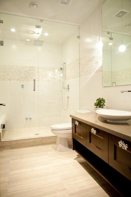 Contemporary Bathroom by Rebecca Lees