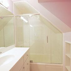 Traditional Bathroom by ADR Builders, Ltd.