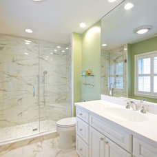 Traditional Bathroom by ADR Builders, Ltd.