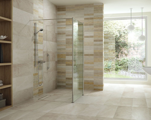 Roll In Shower And Wet Rooms