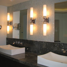 Contemporary Bathroom by EIA & Company, Inc.