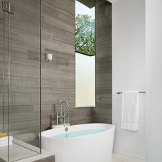 Contemporary Bathroom by Chioco Design