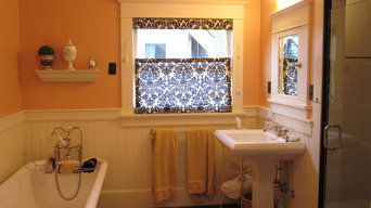 Roman Shades, shutters, draperies, bedding and more!