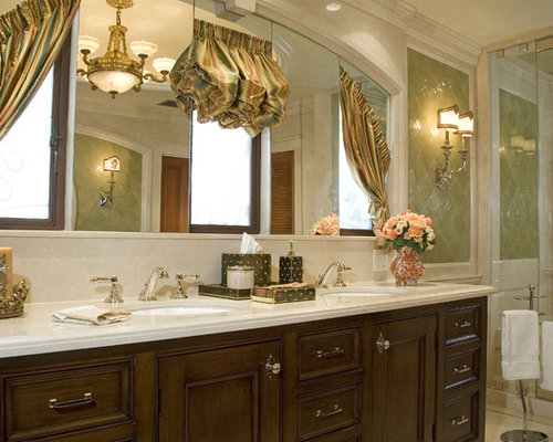 Master Bathroom Dark Cabinets Ideas Pictures Remodel and Decor – Bathroom with Dark Cabinets