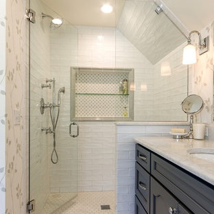 Romantic Bathroom Remodel