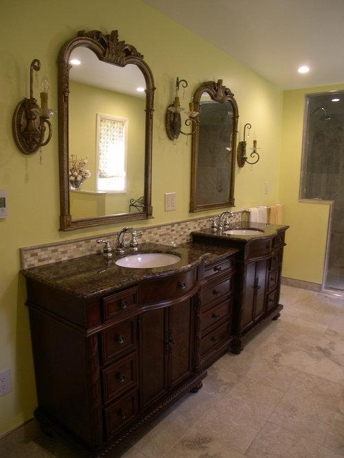 Romantic retreat fox chapel master bathroom for Romantic master bathroom
