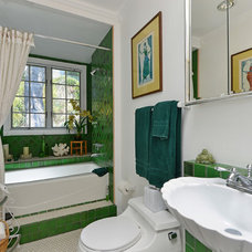 Tropical Bathroom by Tim Nelson | Willis Allen Real Estate