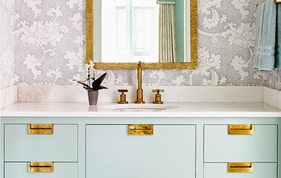 10 Stylish Ways to Maximize Bathroom Storage