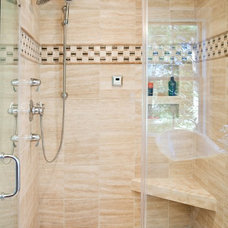 Traditional Bathroom by Artistic Design and Construction, Inc