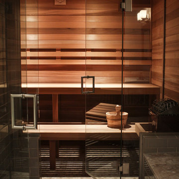 Room of the Day: A Tale of Two Seattle Saunas
