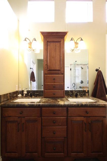 Bathroom by Monica Nordquist Design
