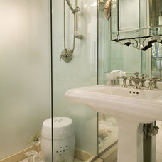 Modern Bathroom by Matthew MacCaul Turner