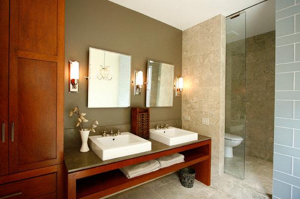 Contemporary Bathroom by Studio Nigro