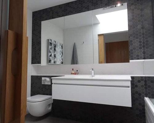 Scandinavian hobart bath design ideas pictures remodel for Bathroom designs hobart