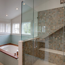 Contemporary Bathroom by Bethesda Builders Ltd.