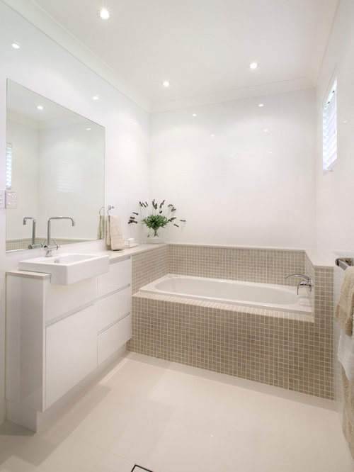Semi Recessed Basin Houzz