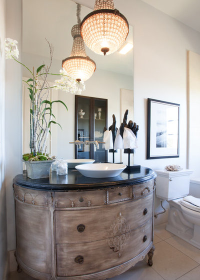 Traditional Bathroom by Livwel-Aimee Griffin