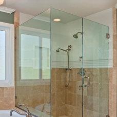 Traditional Bathroom by Deborah Gordon Designs