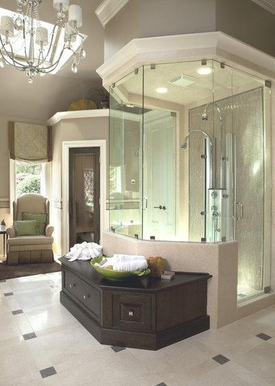 Clásico Cuarto de baño by Specialty Tile