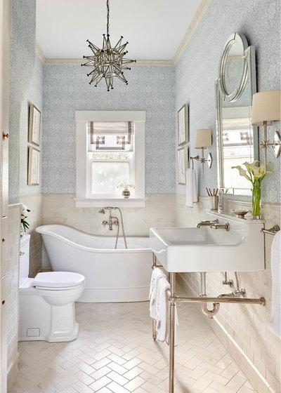 Best Bathroom by Lisa Mende Design