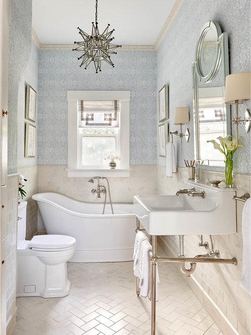 1920S Lighting Bath Design Ideas, Pictures, Remodel & Decor