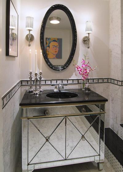Modern Badezimmer by Montgomery Roth Architecture & Interior Design