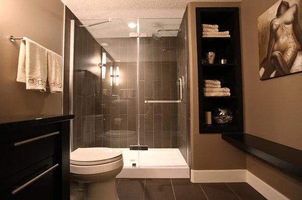Modern Bathroom by Urban Abode