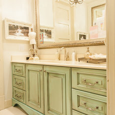 Traditional Bathroom by Designs by Craig Veenker