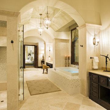 Rough Hollow Master Bath