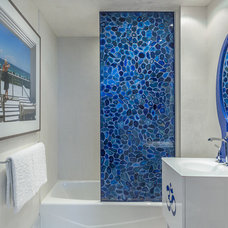Contemporary Bathroom by A. Keith Powell Interior