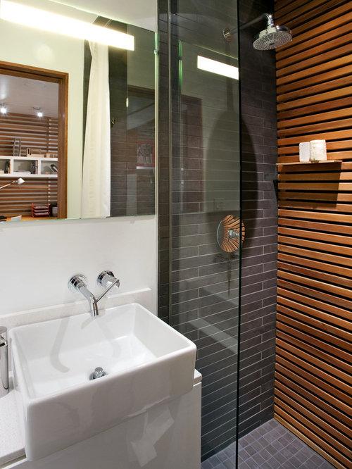 Cedar Bathroom Houzz