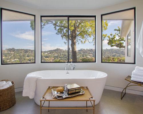 Contemporary Los Angeles Bathroom Design Ideas, Remodels ...
