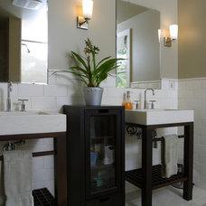 Contemporary Bathroom by MainStreet Design Build