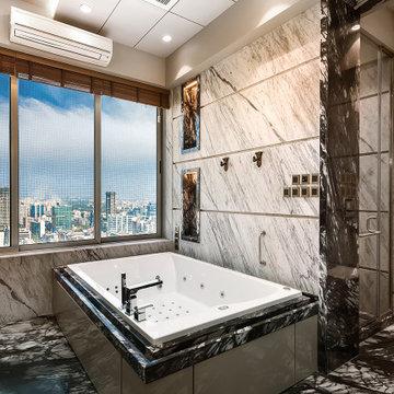 Royal spacious duplex apartment in Mumbai