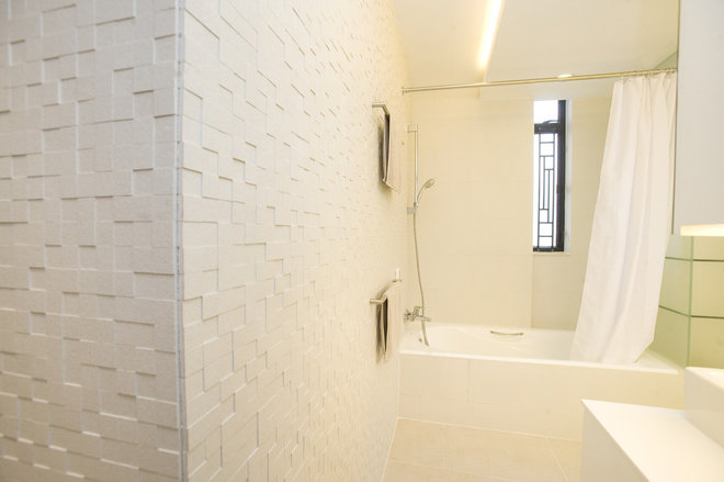 contemporary bathroom by Clifton Leung Design Workshop - CLDW.com.hk