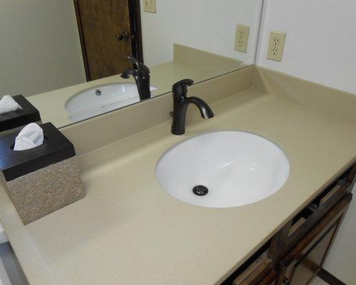 Affordable Countertops Wilsonart Bathroom Design Ideas, Renovations ...