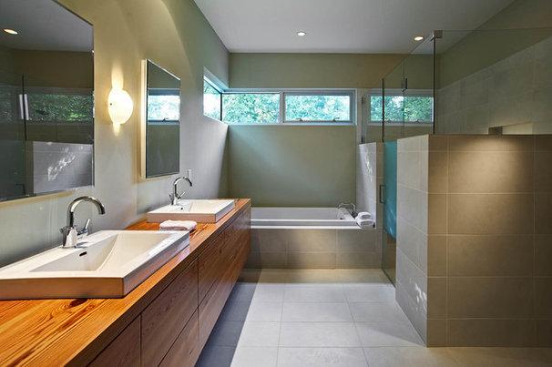 Contemporary Bathroom by John C. Sanders and Company