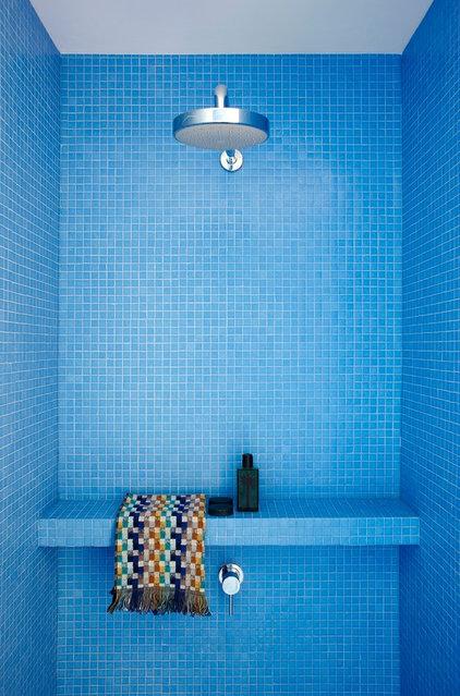 Modern Bathroom by Scott Weston Architecture Design PL