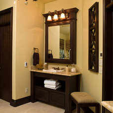 Contemporary Bathroom by Rick Hoge