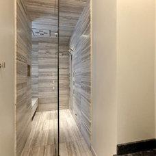 Contemporary Bathroom by Birmingham Kitchens & Baths